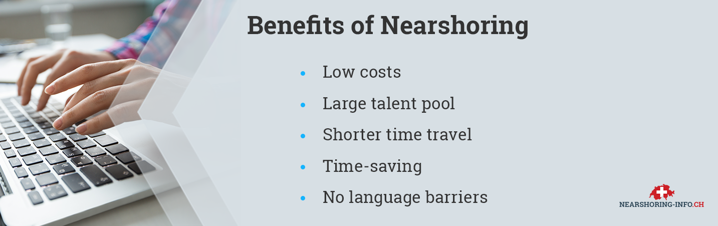 nearshore business model benefits