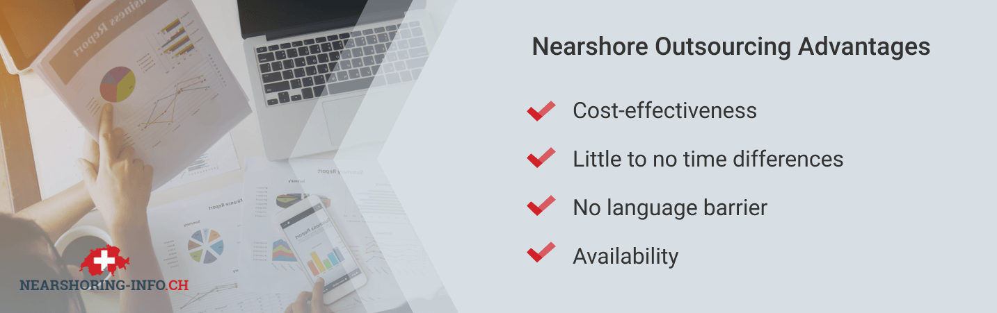 why nearshore outsourcing is popular
